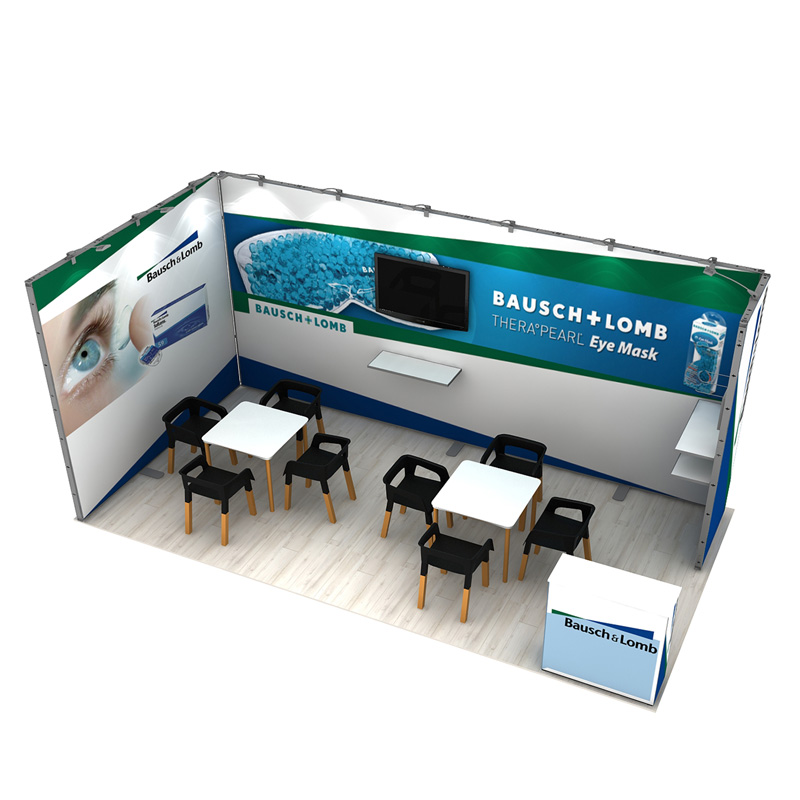 Exhibition Booth Size : Exhibition booths aluminum trade show booths manufacturers