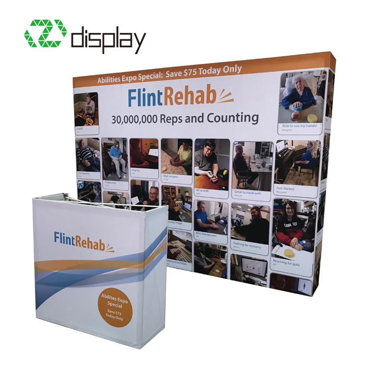 10ft trade show displays