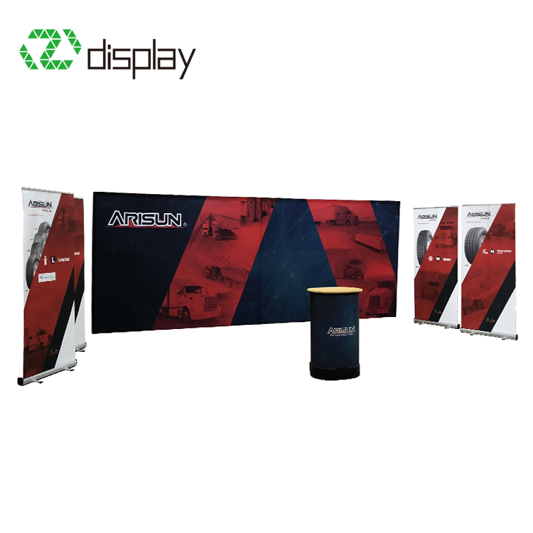 20ft portable display stands