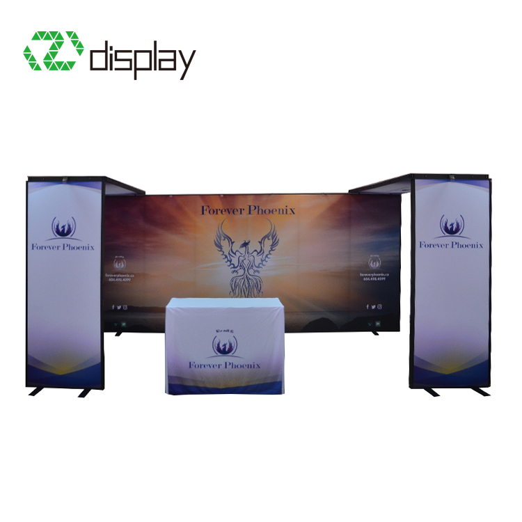 10x20ft modular exhibition stand