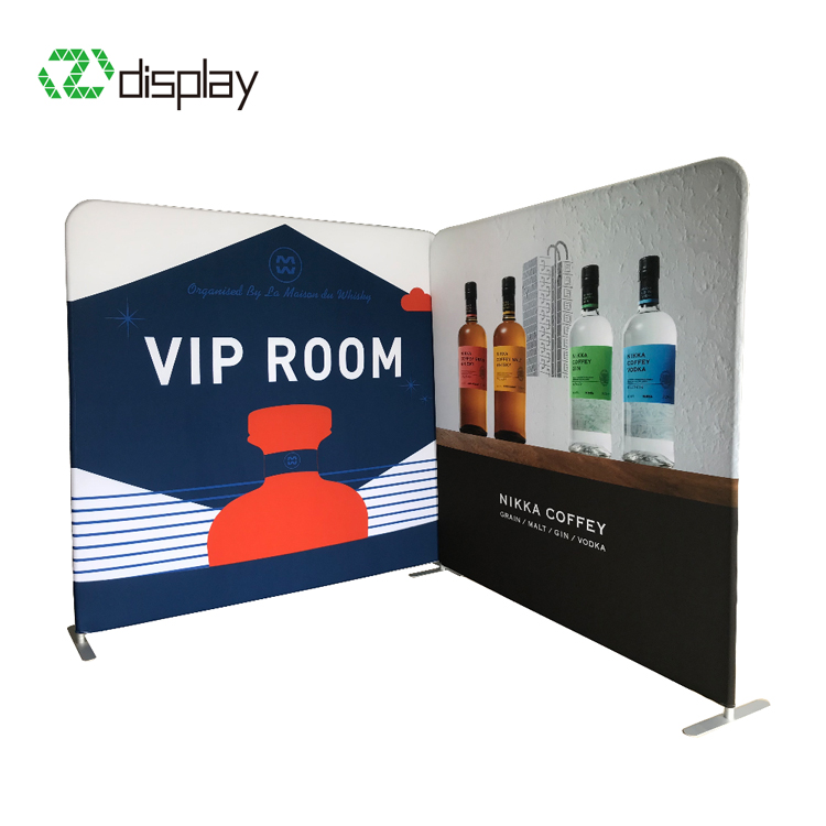 L style exhibits display kit