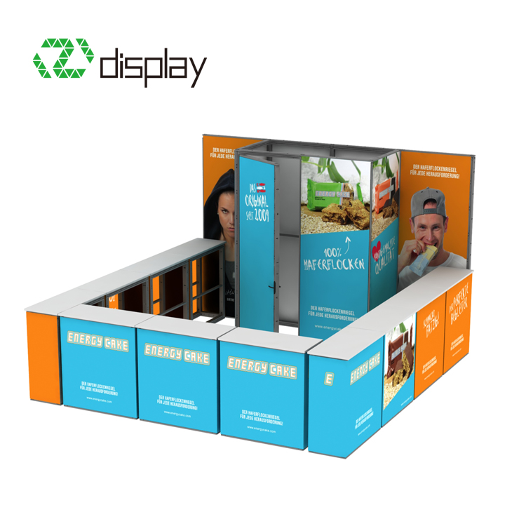 4x4m custom trade show exhibits booth