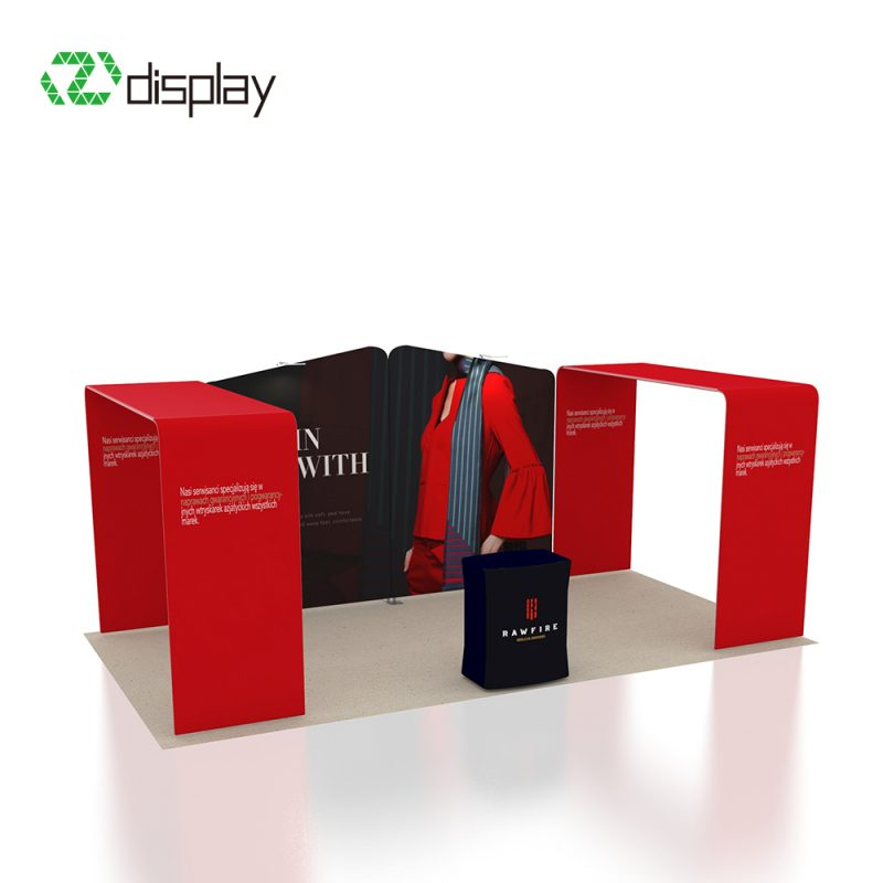 2019 new design tension fabric backdrop stand
