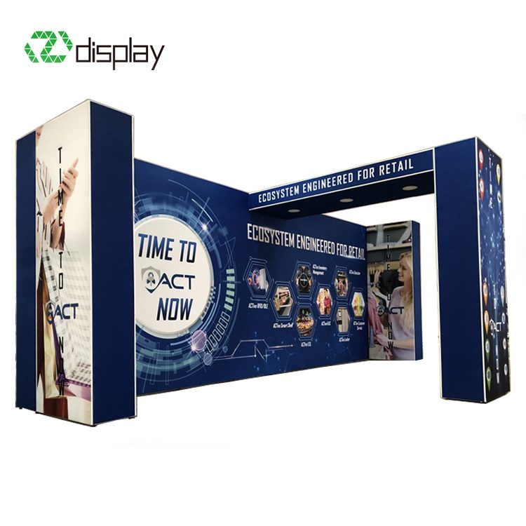 20ft Exhibition Booth Tradeshow Display