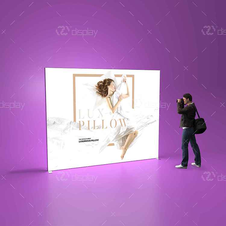 10ft Portable SEG Popup LED Light Box Backdrop For 2020 Expo