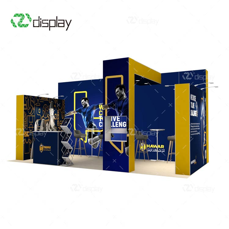 Hot Sale Economical Portable Trade Show display stands